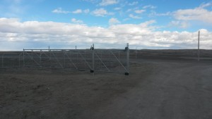 Rapid City Commercial fence