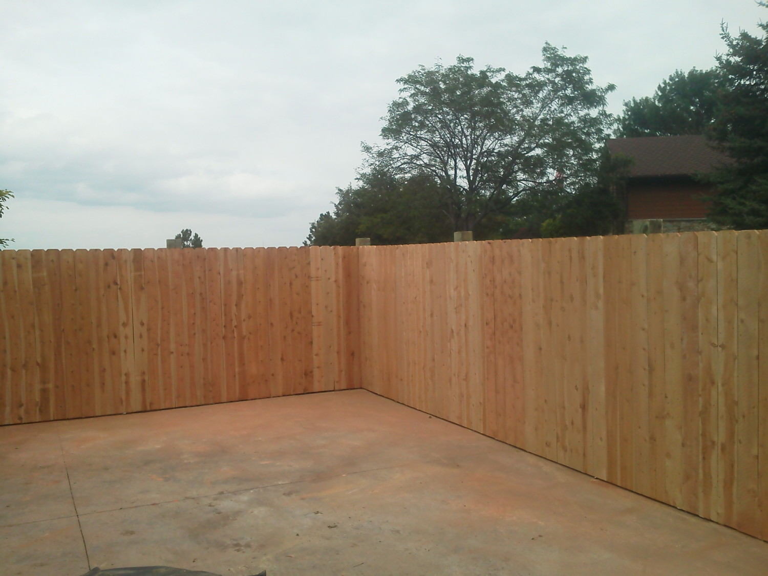 Rapid City Residential Fencing 2