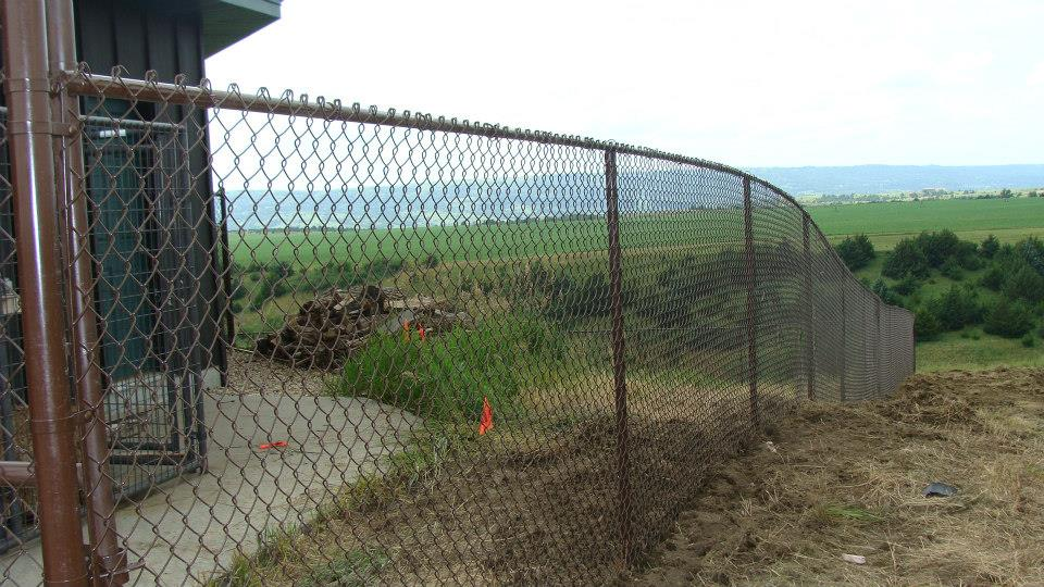 Bechen Fencing chain link fence
