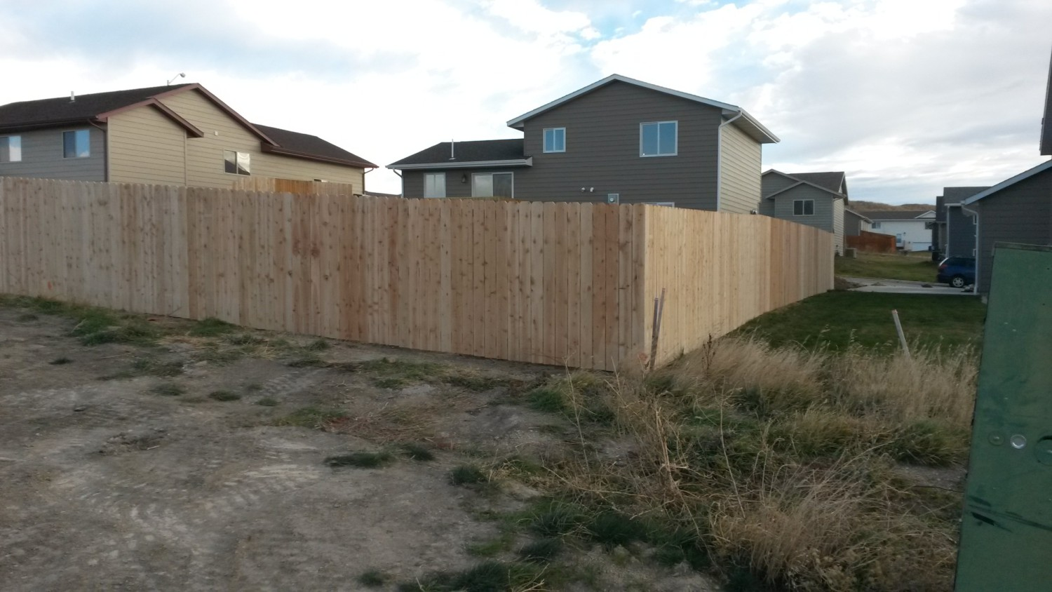 Residential Fencing in Rapid City SD