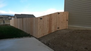 Rapid City Fence Company Bechen Fencing In Rapid City Sd
