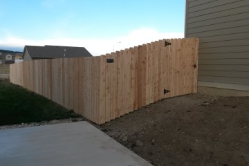 Rapid City Residential Fencing