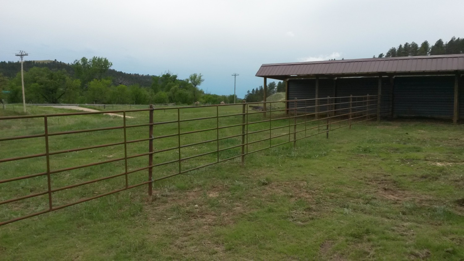 Rapid City cattle fencing company