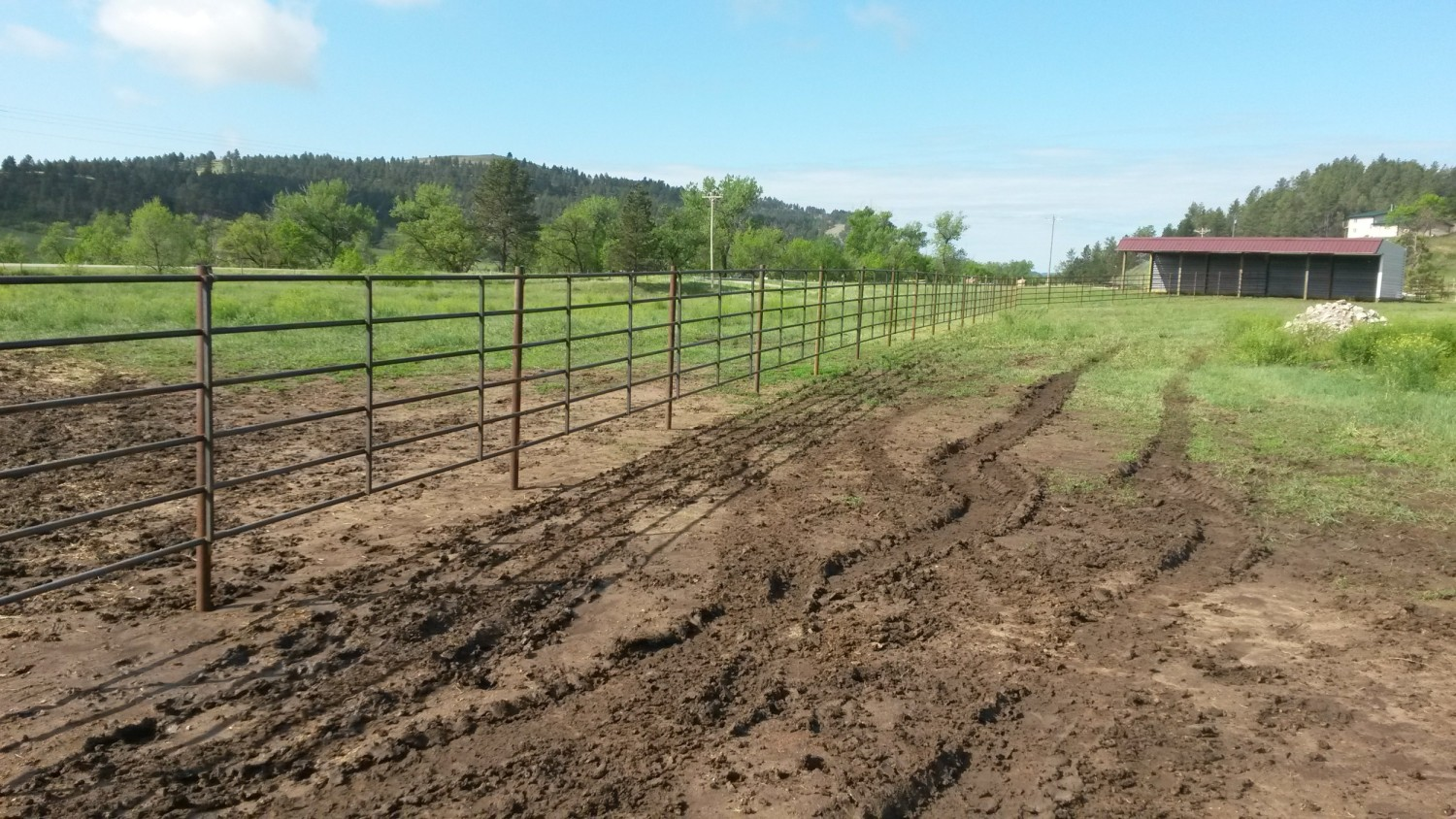 Rapid City Fencing Farm Fence
