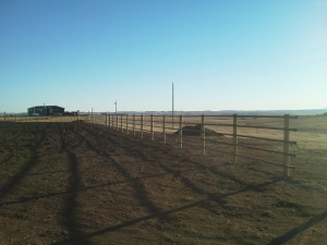 Rapid City ranch fencing company